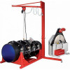 Аппараты для стыковой сварки труб с программным управлением CNC