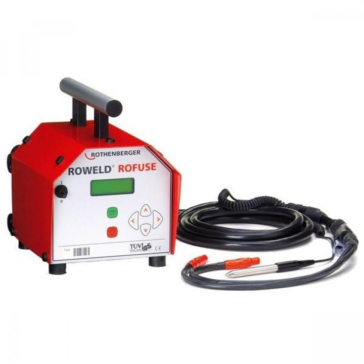 Аппарат для электромуфтовой сварки Rothenberger ROWELD ROFUSE - 54056