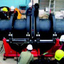 Аппарат для сварки пластиковых труб с программным управлением Rothenberger ROWELD P 1200 B - 54275