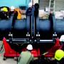 Аппарат для сварки пластиковых труб с программным управлением Rothenberger ROWELD P 1200 B - 54270