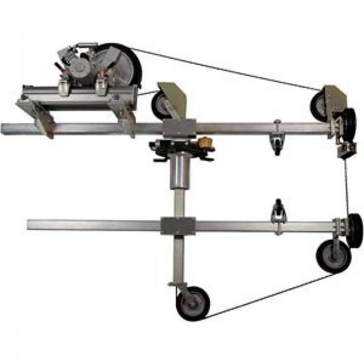 Циркульная канатная стенорезная машина СB 350 - 6BCZB27