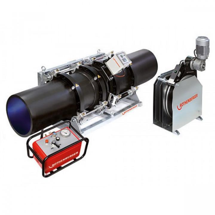 Машина для стыковой сварки труб Rothenberger ROWELD P 500 B Professional - 200