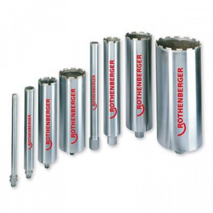 Алмазные сверлильные коронки Rothenberger Standart - FF41198