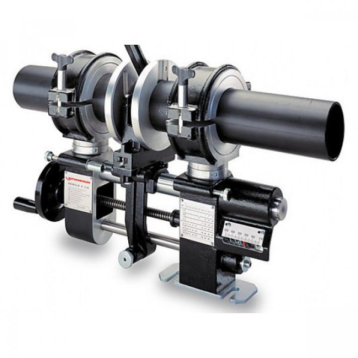 Аппарат для сварки пластмассовых труб Rothenberger ROWELD P 110 - 55134