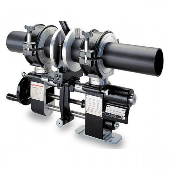 Аппарат для сварки пластмассовых труб Rothenberger ROWELD P 110 - 55122