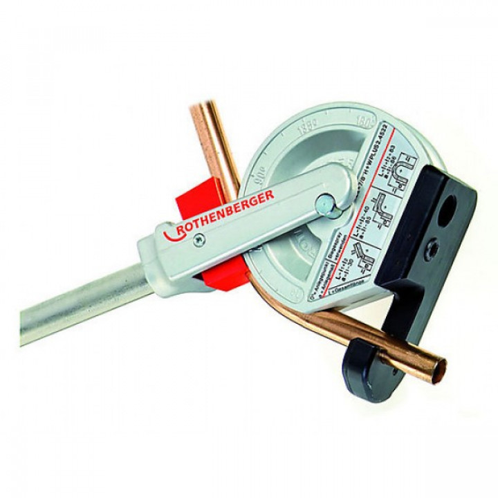 Универсальный трубогиб Rothenberger ROBEND H+W PLUS - 24501