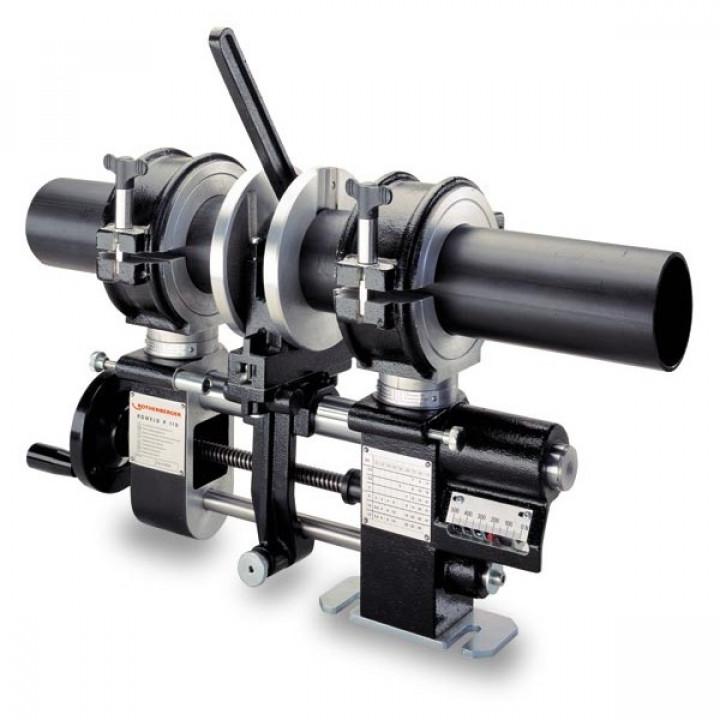 Аппарат для стыковой сварки Rothenberger Roweld P 110 - 55844