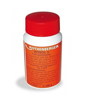 Паста для пайки фитингов Rothenberger ROSOL - 45225