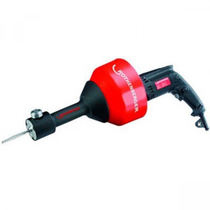 Электрический трос для прочистки труб Rothenberger ROSPIMATIC - 72425