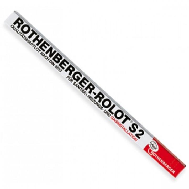 Припой Rothenberger ROLOT S 2 - 40212 - 40212