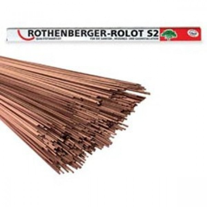 Припой Rothenberger ROLOT S 2 CP 105 - 40203