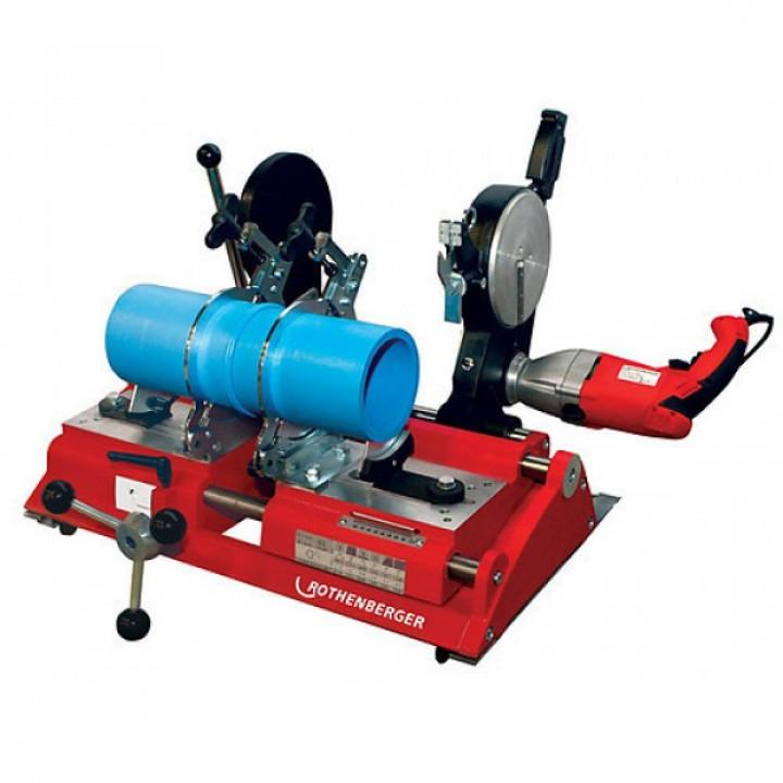 Аппарат для сварки пластмассовых труб Rothenberger ROWELD P 160 SANILINE - 55684