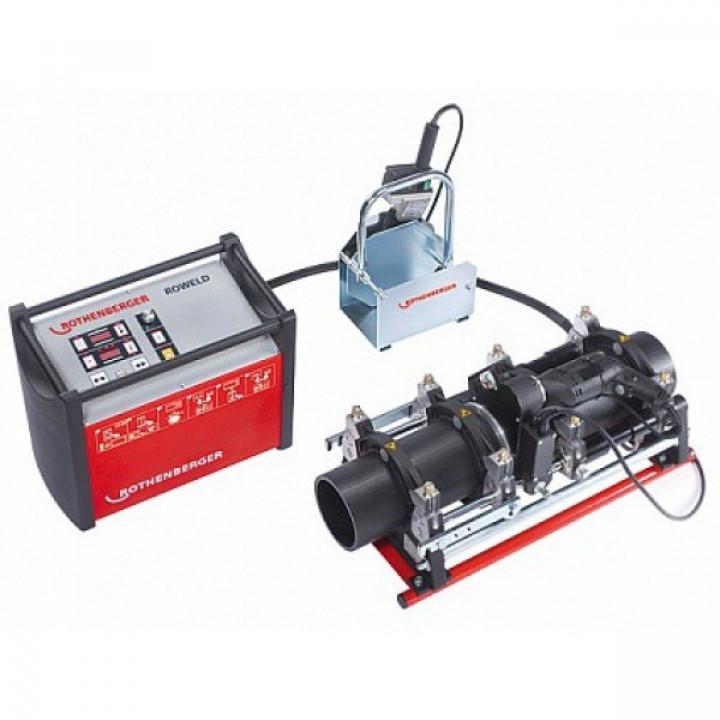 Машина для стыковой сварки с нагревательным элементом Rothenberger ROWELD  P 315 W - 280