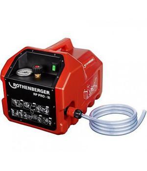 Электрический опрессовочный насос Rothenberger RP PRO III - 61185