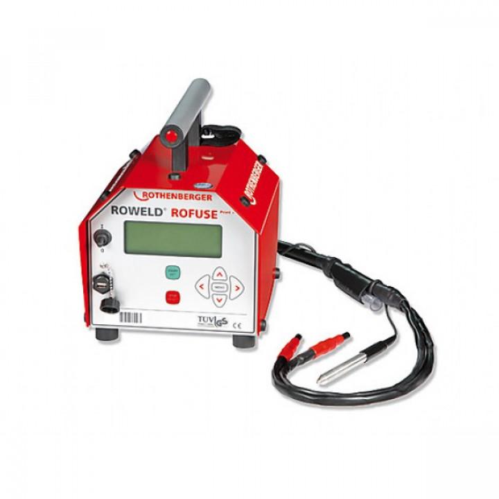Аппарат для электромуфтовой сварки Rothenberger ROWELD ROFUSE basic 48 - 1500000856