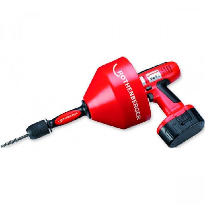 Устройство для прочистки канализации Rothenberger Rospi R 36 Plus - 72520