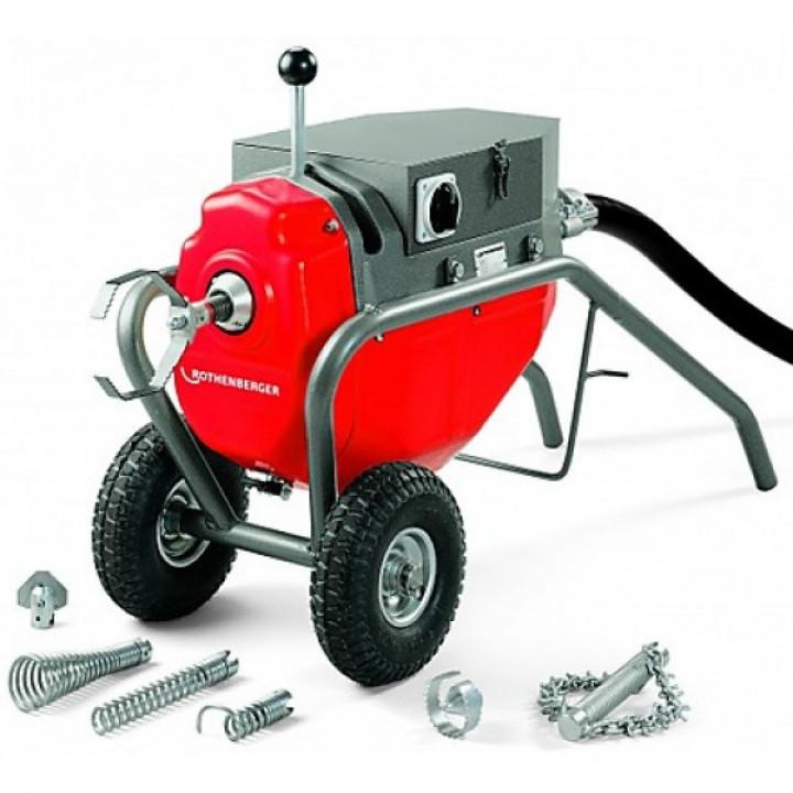 Электрическая машина для прочистки труб Rothenberger R80 - 72964