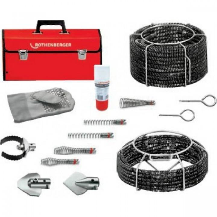 Набор спиралей и инструмента Rothenberger - 72945
