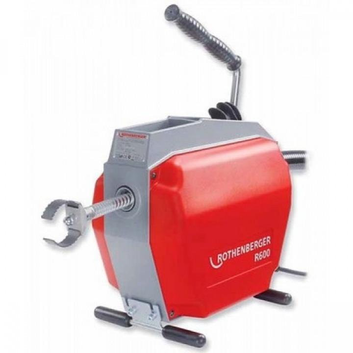 Прочистная машина Rothenberger R600 - 72675