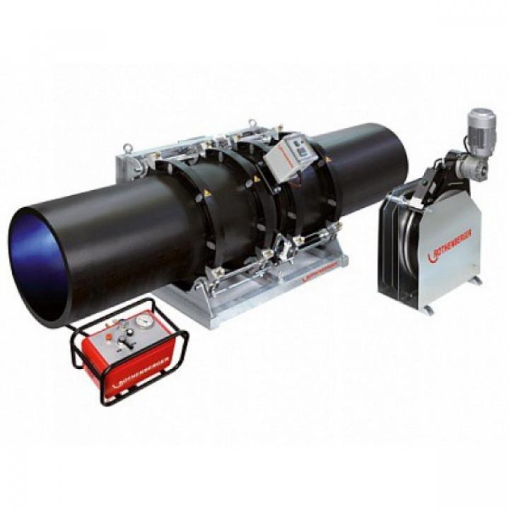 Машина для стыковой сварки труб Rothenberger ROWELD P 630 B Professional - 1000000566