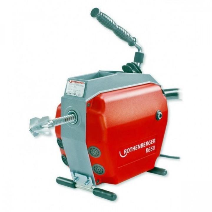 Прочистная машина Rothenberger R650 - 72680