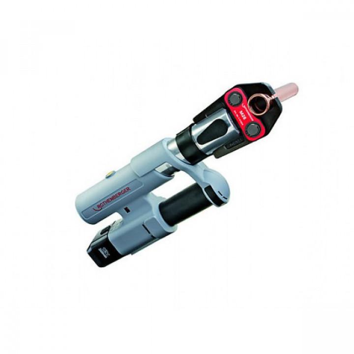 Аккумуляторный гидравлический пресс Rothenberger ROMAX PRESSLINER ЕСО - 15697