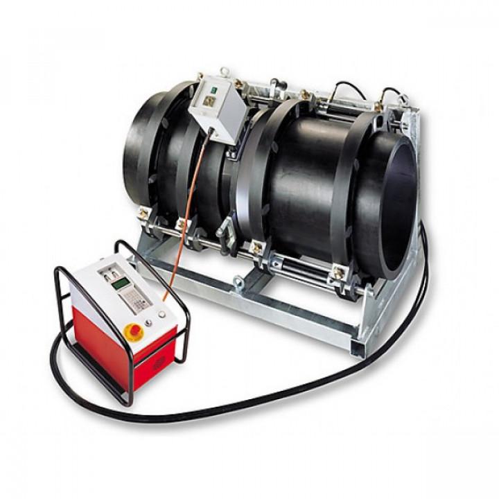 Аппарат для сварки пластиковых труб с программным управлением Rothenberger Roweld P 630 B CNC SA - 53315