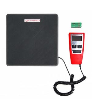 Цифровые весы Rothenberger Roscale 120 - 17300416