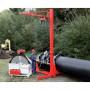 Аппарат для стыковой сварки труб Rothenberger Roweld P 1200 B - 54254