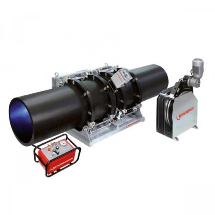 Аппарат для стыковой сварки труб Rothenberger Roweld P 630 B - 53355