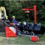 Аппарат для стыковой сварки труб Rothenberger Roweld P 800 B - 54170