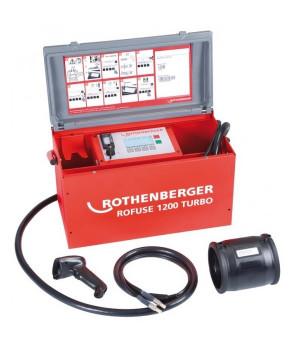 Аппарат для электромуфтовой сварки Rothenberger Roweld Rofuse 1200 Turbo - 1000001000