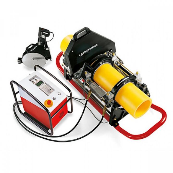 Аппарат для стыковой сварки труб с программным управлением Rothenberger Roweld P 250 B CNС SA/VA - 1000000560