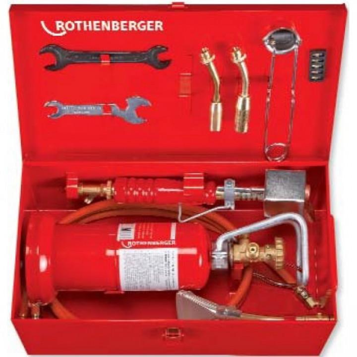Газовый пропановый набор MULTI 300 ROTHENBERGER (Мульти 300) без пропанового регулятора - 35486