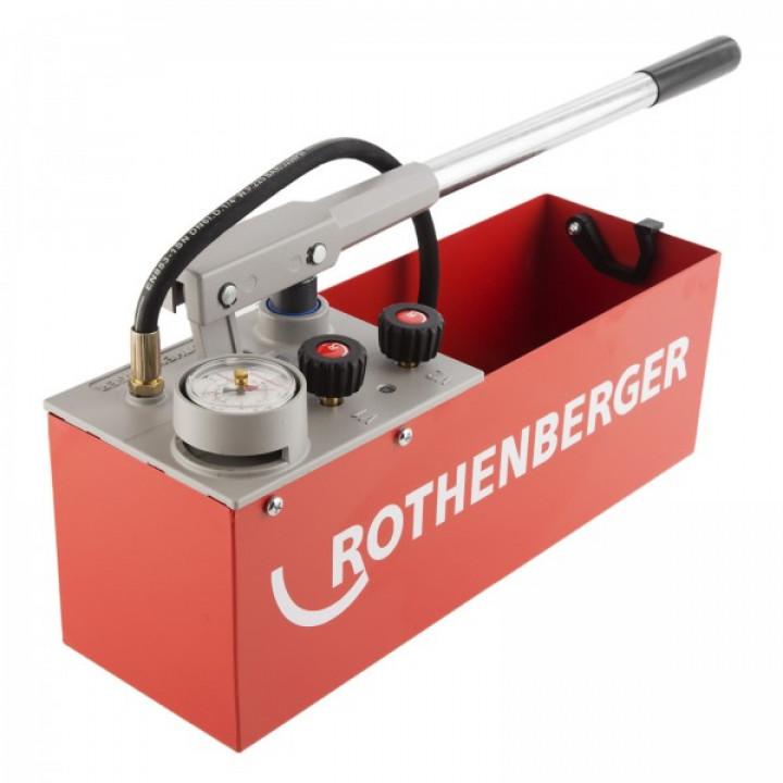 Опрессовочный насос Rothenberger RP 50-S/ RP 50-S INOX - 60203