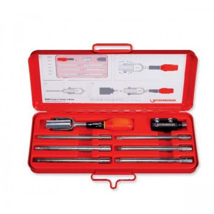 Набор монтажного инструмента Rothenberger ROFIX SANISET Profi - 73212