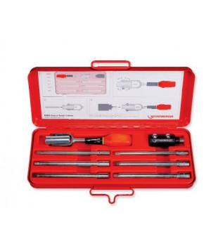 Набор монтажного инструмента Rothenberger ROFIX SANISET Profi - 73206