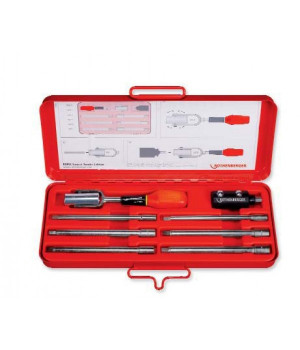 Набор монтажного инструмента Rothenberger ROFIX SANISET Profi - 73202