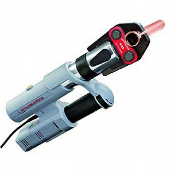 Радиальный электрогидравлический пресс Rothenberger ROMAX AC ECO - 15775
