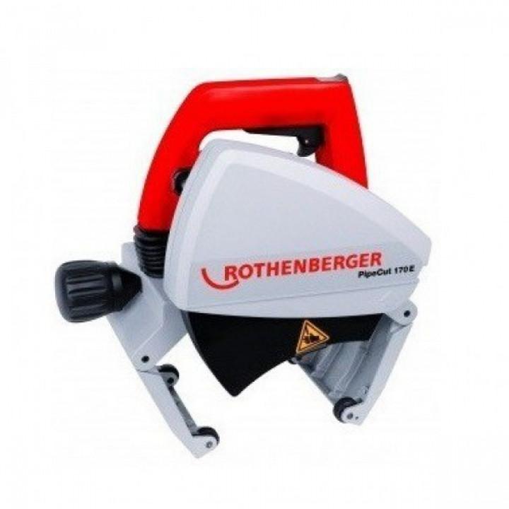 Электрический труборез Rothenberger PIPECUT 170 / 170 E - 56770
