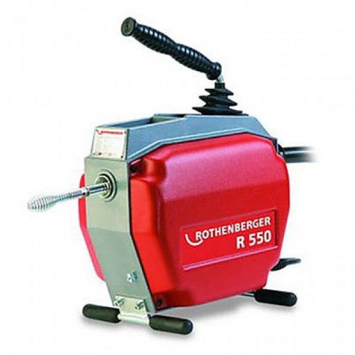 Прочистная машина Rothenberger R550 - 72947