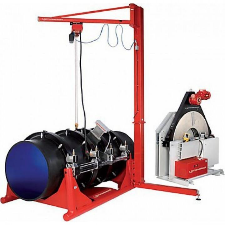Аппарат для сварки пластиковых труб с программным управлением Rothenberger ROWELD P 1200 B - 54265