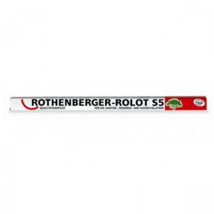Припой Rothenberger ROLOT S 5 CP 104 - 1000000137