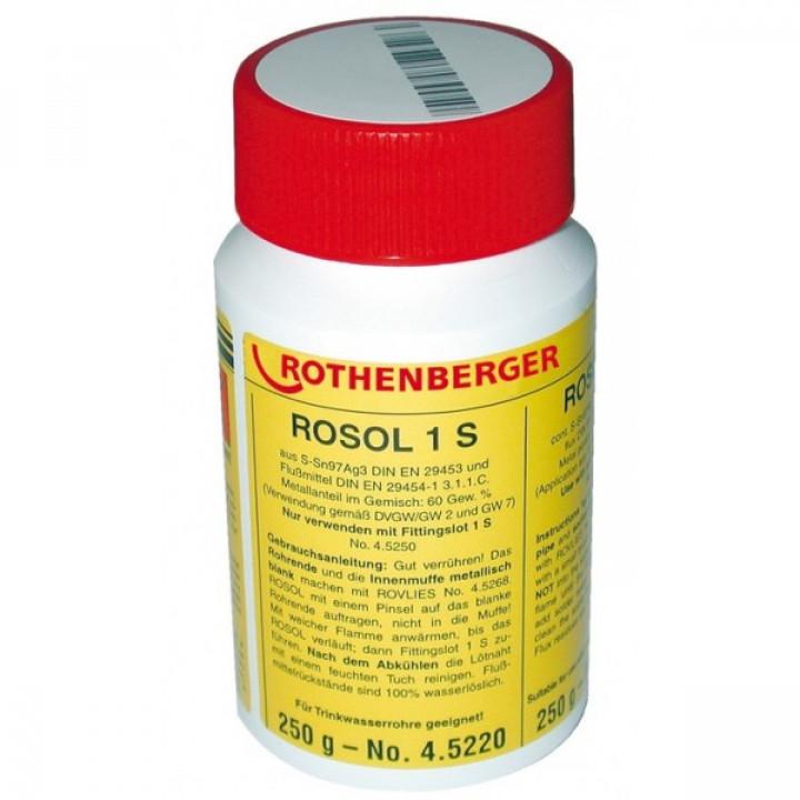 Флюсы для пайки Rothenberger Rosol - 45220 - 45220